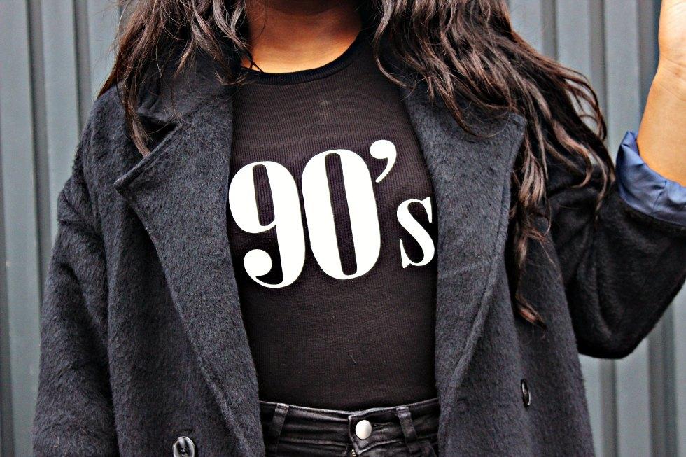 t-shirt-look